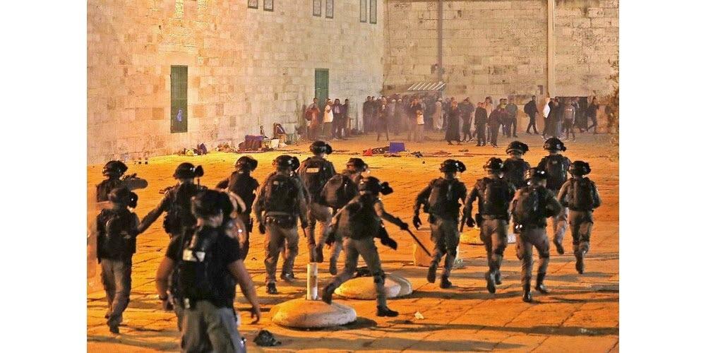 Edito #17 – La Palestine compte sur nous, montrons-lui qu'elle compte pour nous
